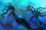 Mermen Legends