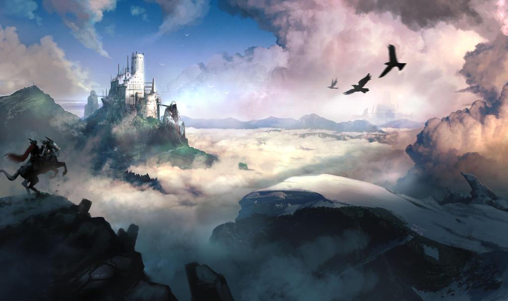 Haven  Realm by DreadJim