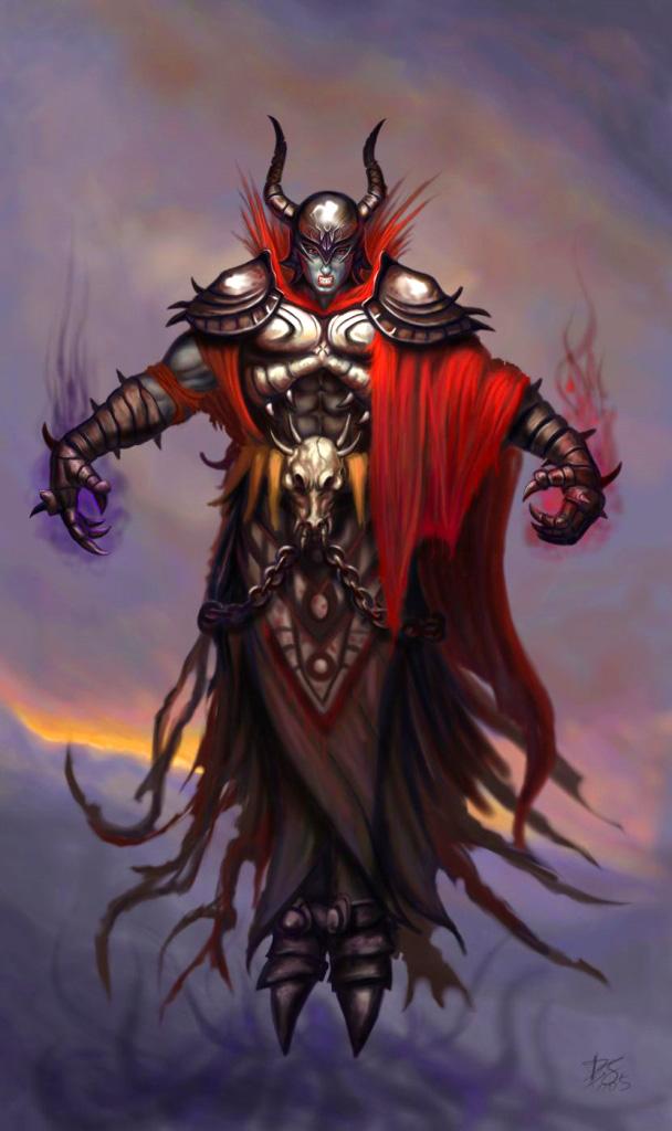 Vampire Wars:_DreadLord_ by DreadJim