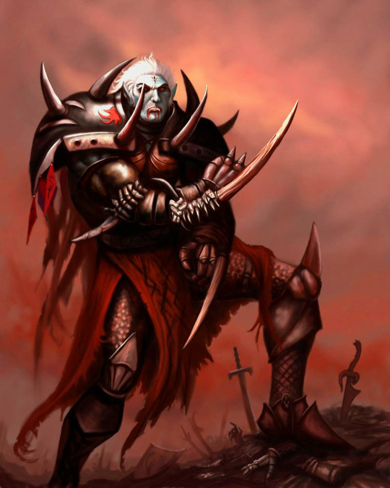 Vampire Wars:_Bane Master_ by DreadJim