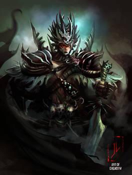 Dark Lord Death Dealer Dread