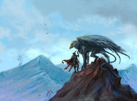 Nephilim Chronicles: Gripphons