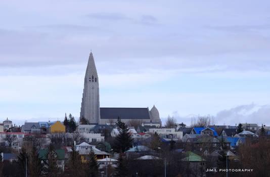 Hallgrimskirkja and the Land of the Vikings