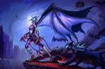 Vampire Wars:_Zephyon_