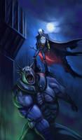 Vampire Lords:Nevraa's Slayer by DreadJim
