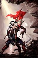 Chosen Archers of the DarkLord by DreadJim