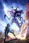 Davix and the G.I.A.N.T by DreadJim