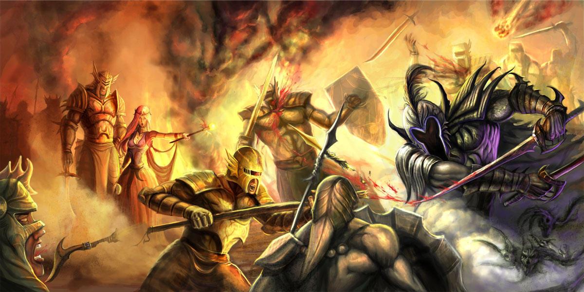 Imagenes de combates!!!