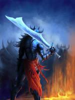 Vampire Wars:Dark Crusaders by DreadJim