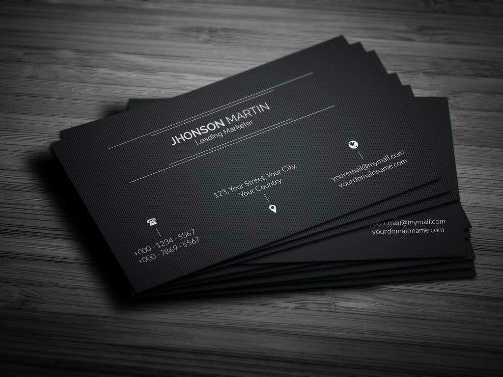 Business Card PRO by remon92 on DeviantArt