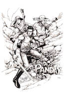 Panday by Carlo Pagulayan (Inks) by jrldorado