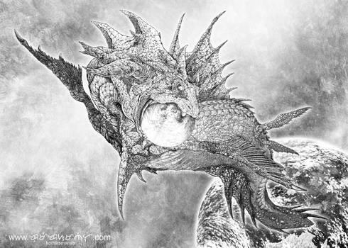 Bakunawa: The Filipino Dragon