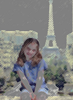 Sitting in Paris