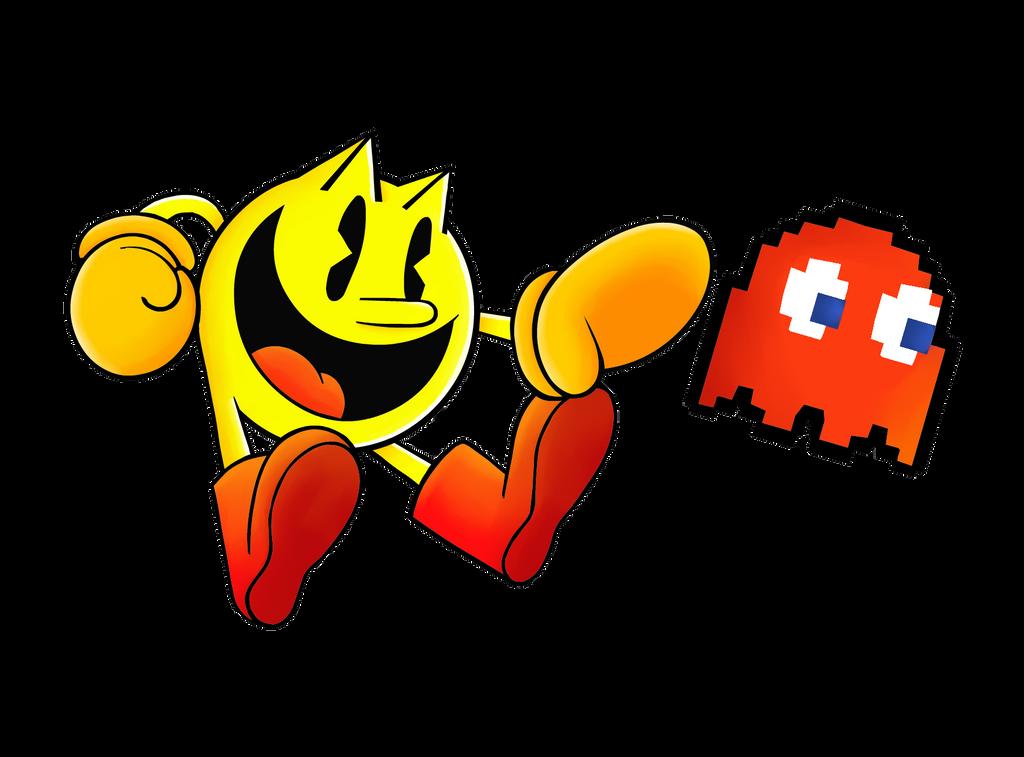 Pac-Man SIDE-SMASH!! by Mchaosg