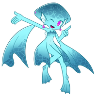 Princess Ruto (Puyo Puyo Style) by Mchaosg