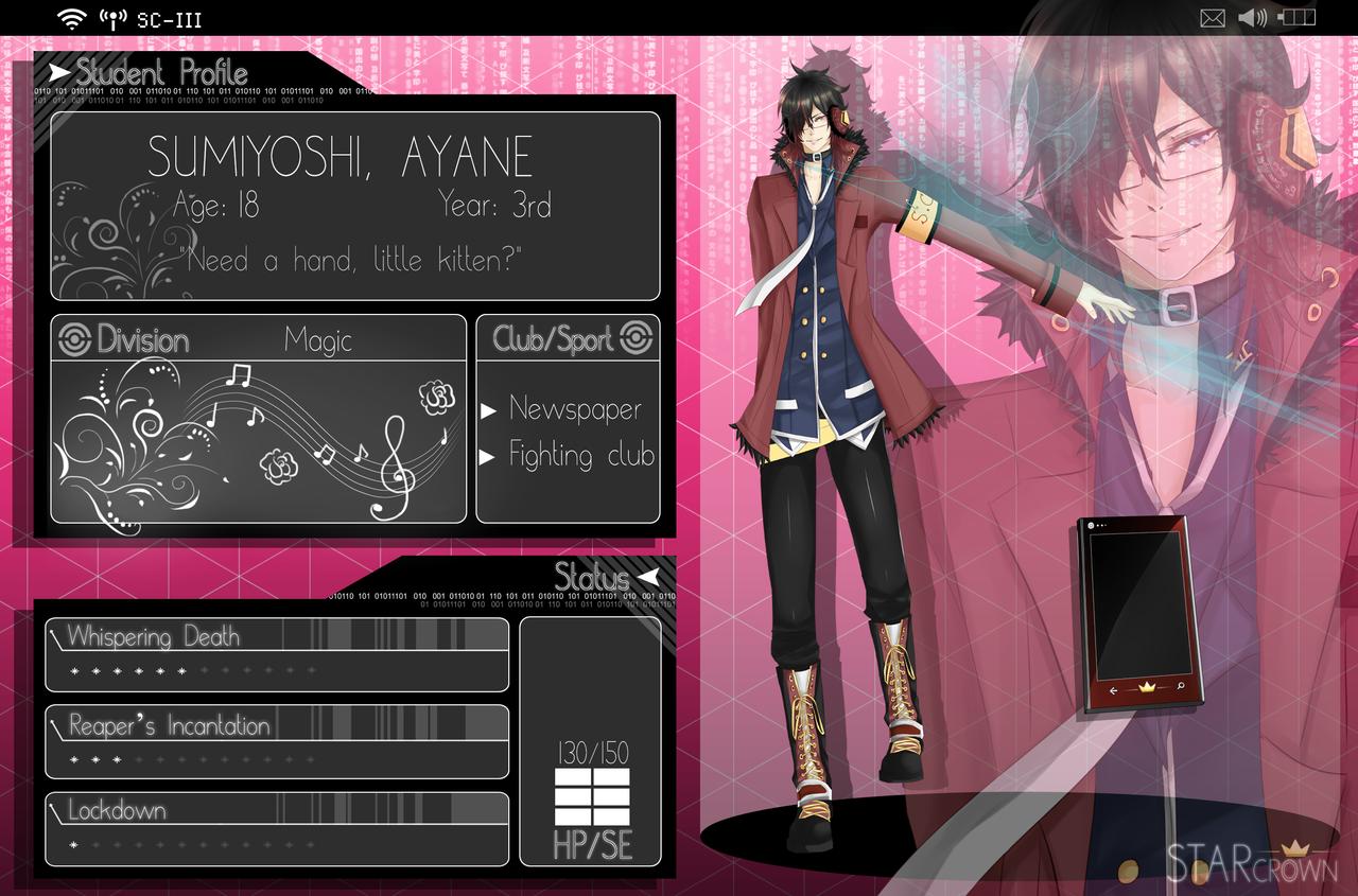 ||SC|| Sumiyoshi Ayane by 69Erocento