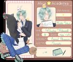 Alice Academia : Cyder Kobayashi