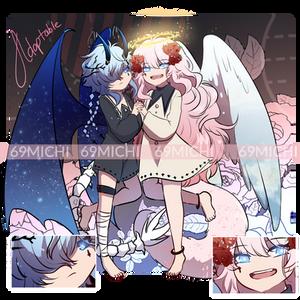[ADOPT AUCTION || OPEN] Heavenly Demonic