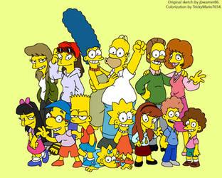 SD15 - Springfield, Springfield (colorized) by TrickyMario7654