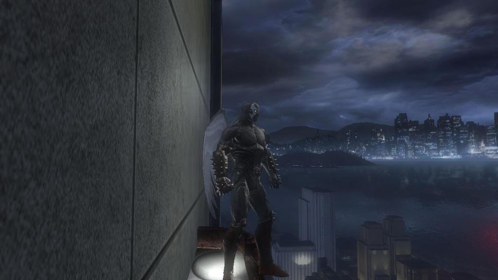 DC Universe Online - Take Flight by goodben