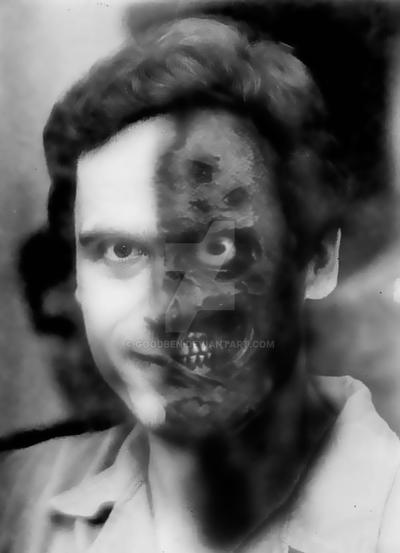 Bundy Tw0-Face by goodben