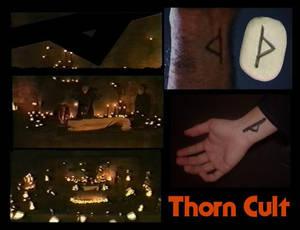 Thorn Cult art