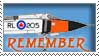 Avro Arrow Stamp by amberchrome