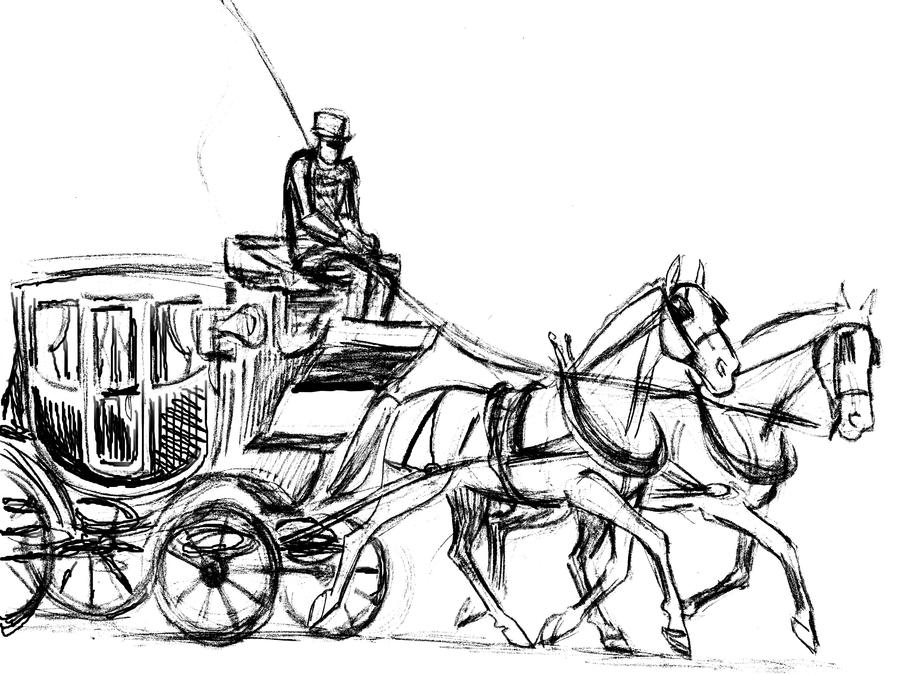 TC Coach sketch by amberchrome