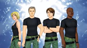 SG1 Team