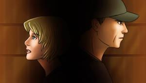 Stargate SG1: Sam-Jack by Aitia