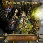 Professor Elemental's The Father Of Invention by VladimirJazz