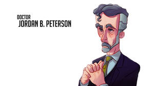 Dr. Jordan B. Peterson by VladimirJazz