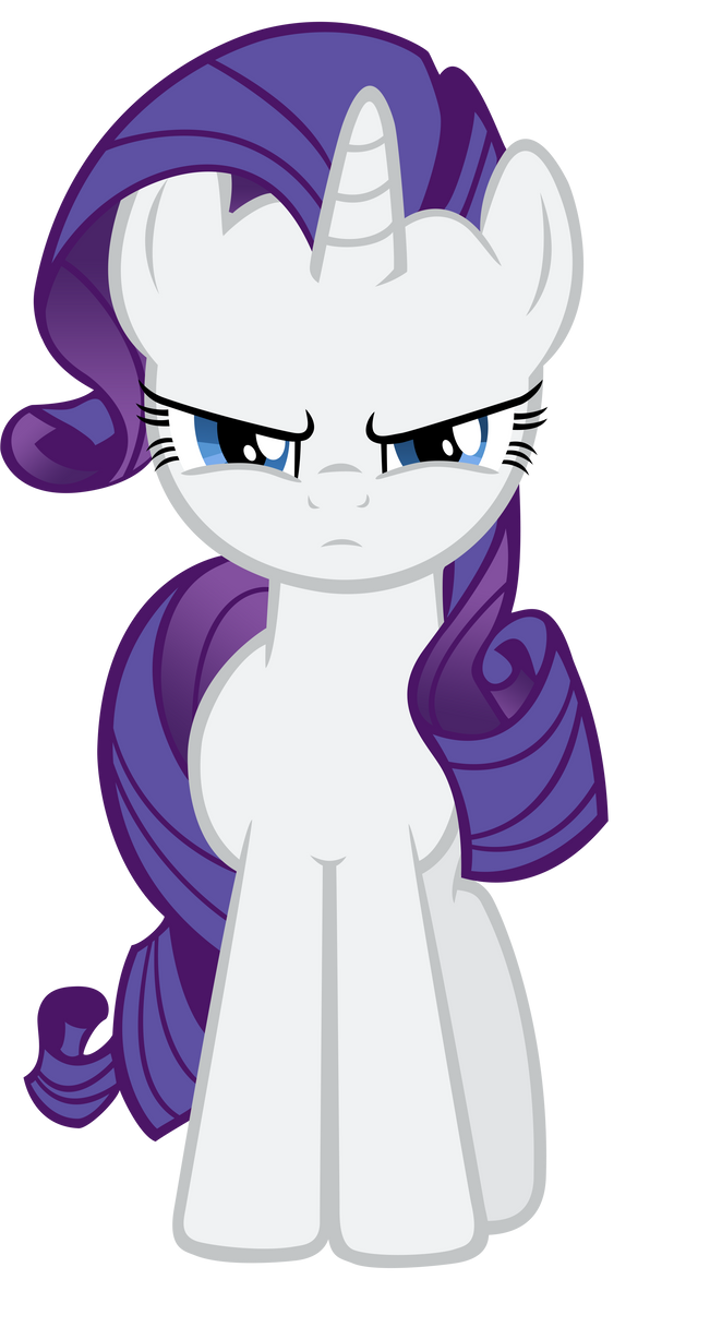 Rarity intro by Kired25