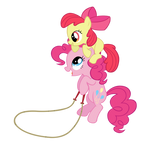 Pinkie Bloom jump rope
