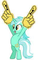 Lyra - Hands at Last! by Kired25