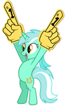 Lyra - Hands at Last!
