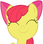 Happy Apple Bloom