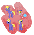 Star Shimmer Ref Sheet