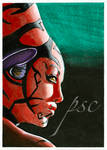 Star Wars Darth Talon Sketch
