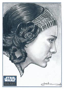 Natalie Portman haun Sketch