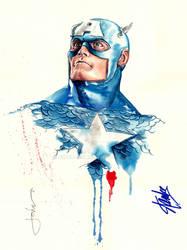 Captain America / John Haun