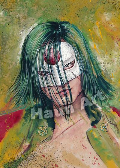 KATANA Suicide Squad by JohnHaunLE