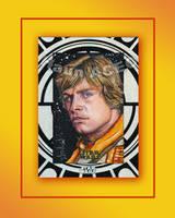 STAR WARS JOHN HAUN skywalker by JohnHaunLE
