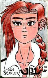 Scarlet (Doodle, 2020-2021)