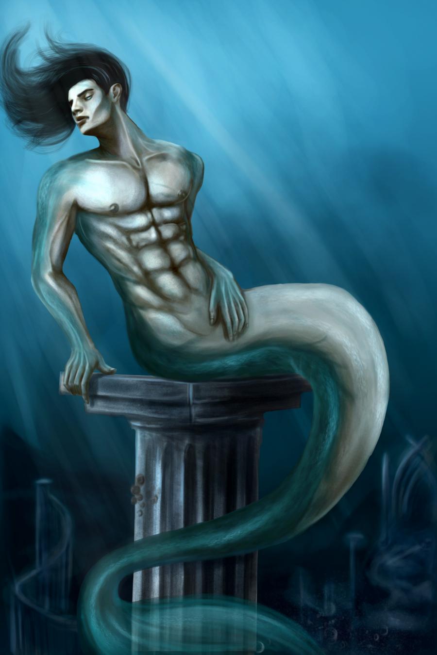 merman art Gallery