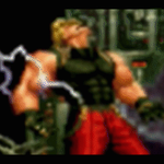 Rugal Angry by scrik