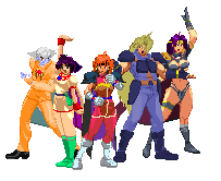 The Slayers by scrik