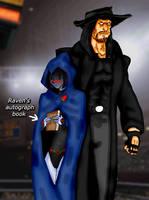 Raven_Undertaker by scrik