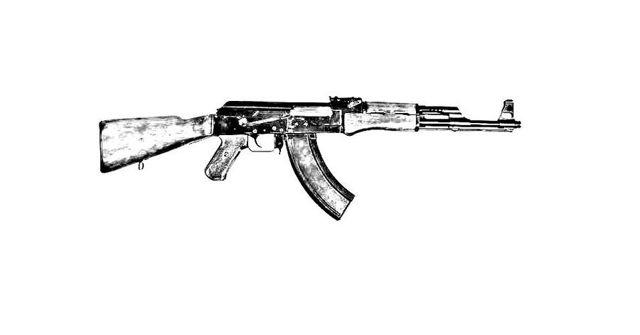 AK-47 by VitorPieri