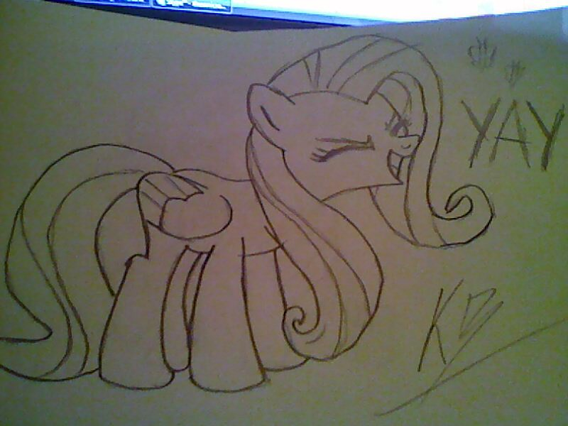 Fluttershy attempt 1